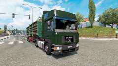 Truck traffic pack v2.4.1 для Euro Truck Simulator 2
