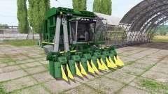 John Deere 7760 для Farming Simulator 2017