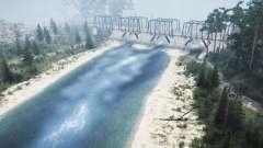 Межигорье - Вниз по реке для MudRunner