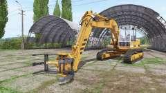Liebherr R 902 Litronic v1.0.0.1 для Farming Simulator 2017