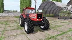 Fiat 180-90 Turbo v2.2 для Farming Simulator 2017