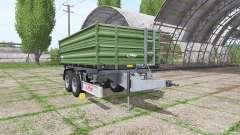 Fliegl TDK 160 для Farming Simulator 2017