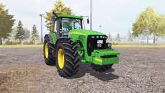 John Deere 8520 для Farming Simulator 2013