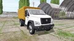 ГАЗ C41R13 ГАЗон Next 2014 для Farming Simulator 2017