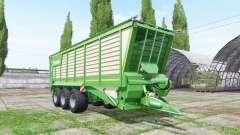 Krone TX 560 D v2.1 для Farming Simulator 2017