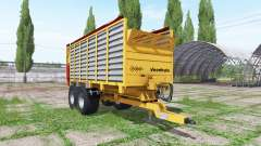 Veenhuis W400 v1.1.1 для Farming Simulator 2017