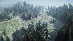 Blackwater Canyon v2.0 для MudRunner