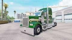 Скин Green Gold на тягач Kenworth W900
