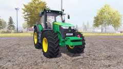 John Deere 7280R v2.0 для Farming Simulator 2013