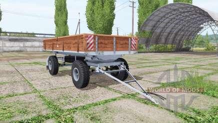BSS P 73 SH для Farming Simulator 2017