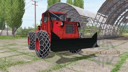 Timberjack skidder для Farming Simulator 2017