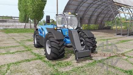 New Holland LM 7.42 bigger wheels для Farming Simulator 2017