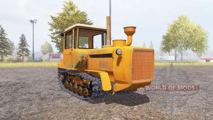 ДТ 175С Волгарь v2.1 для Farming Simulator 2013