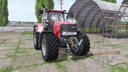 Case IH Puma 230 CVX v2.0 для Farming Simulator 2017