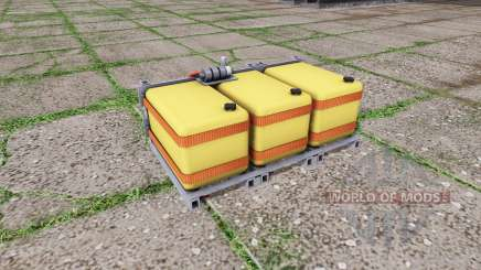 Liquid Fertilizer Tanks для Farming Simulator 2017