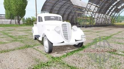 ГАЗ М415 v1.1 для Farming Simulator 2017