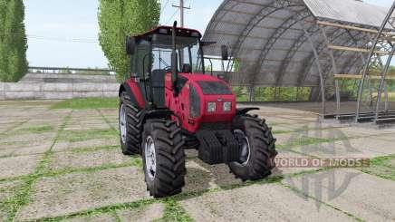 Беларус 1523 v2.0 для Farming Simulator 2017