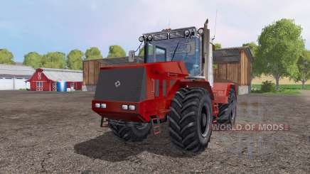 Кировец К 744Р3 для Farming Simulator 2015