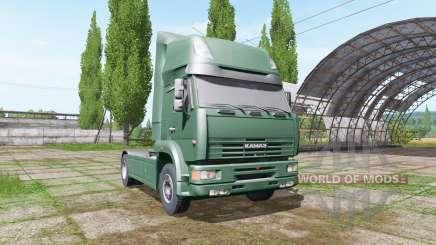КАМАЗ 5460 для Farming Simulator 2017