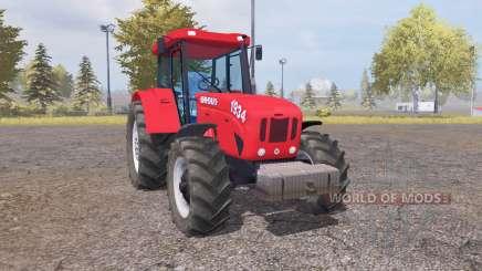 URSUS 1934 для Farming Simulator 2013