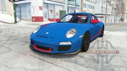 Porsche 911 GT3 RS (997) 2009 для BeamNG Drive