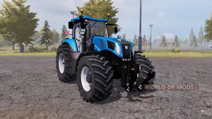 New Holland T8.300 для Farming Simulator 2013