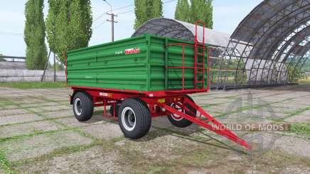 Warfama T-670 v1.1 для Farming Simulator 2017