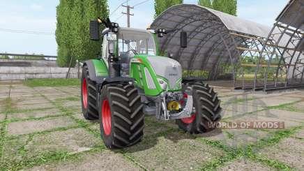 Fendt 714 Vario для Farming Simulator 2017