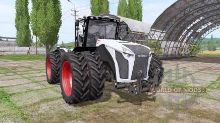 CLAAS Xerion 4000 v6.0 для Farming Simulator 2017