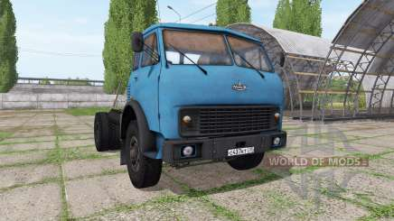 МАЗ 504В v1.2 для Farming Simulator 2017