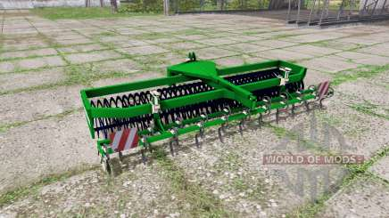 Franquet Bisynchrospire для Farming Simulator 2017