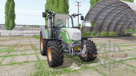 Fendt 311 Vario для Farming Simulator 2017
