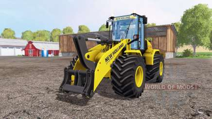 New Holland W170C для Farming Simulator 2015