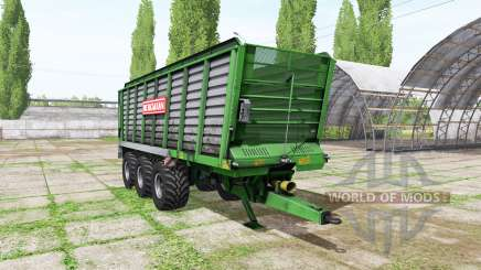 BERGMANN HTW 65 для Farming Simulator 2017