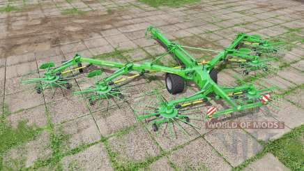Krone Swadro 2000 v1.17 для Farming Simulator 2017