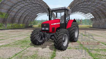 Massey Ferguson 6290 v1.1 для Farming Simulator 2017