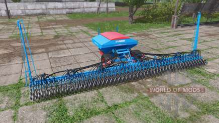 LEMKEN Solitair 12 multi-seeder v1.17 для Farming Simulator 2017