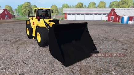 Volvo L180F для Farming Simulator 2015
