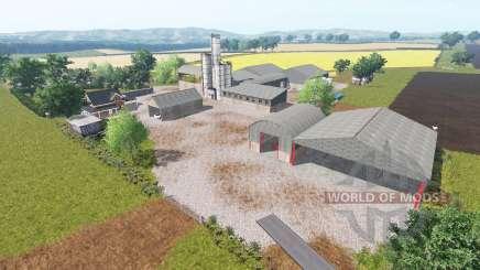 Абердиншир v1.3 для Farming Simulator 2017