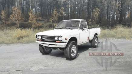 Datsun 510 pickup для MudRunner