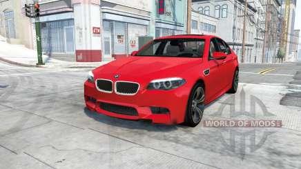 BMW M5 (F10) для BeamNG Drive