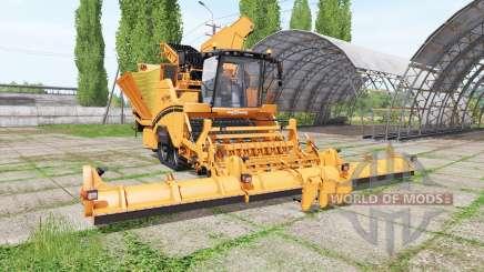 Grimme Maxtron 620 multicolor v1.2 для Farming Simulator 2017