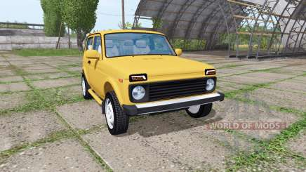 LADA Niva (21314) для Farming Simulator 2017