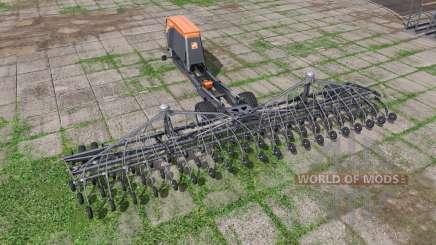 AMAZONE Condor 15001 multi-seeder v1.2 для Farming Simulator 2017