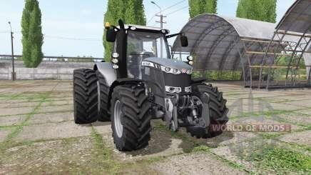 Massey Ferguson 6612 v1.1 для Farming Simulator 2017