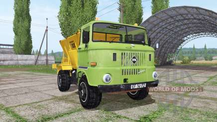 IFA W50 L fertilizer для Farming Simulator 2017