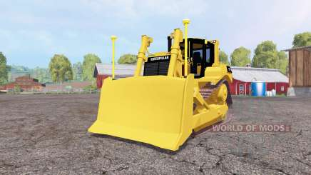 Caterpillar D7R v1.1 для Farming Simulator 2015