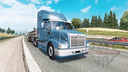 American truck traffic pack v1.4.1 для Euro Truck Simulator 2