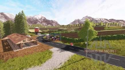 Высокие горы для Farming Simulator 2017