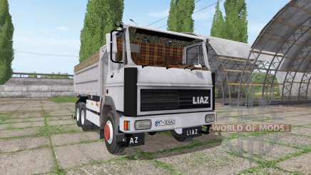 Skoda-LIAZ 29.33 для Farming Simulator 2017